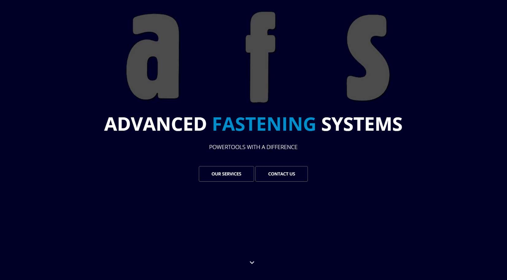 ADVANCED FASTENING SYSTEMS