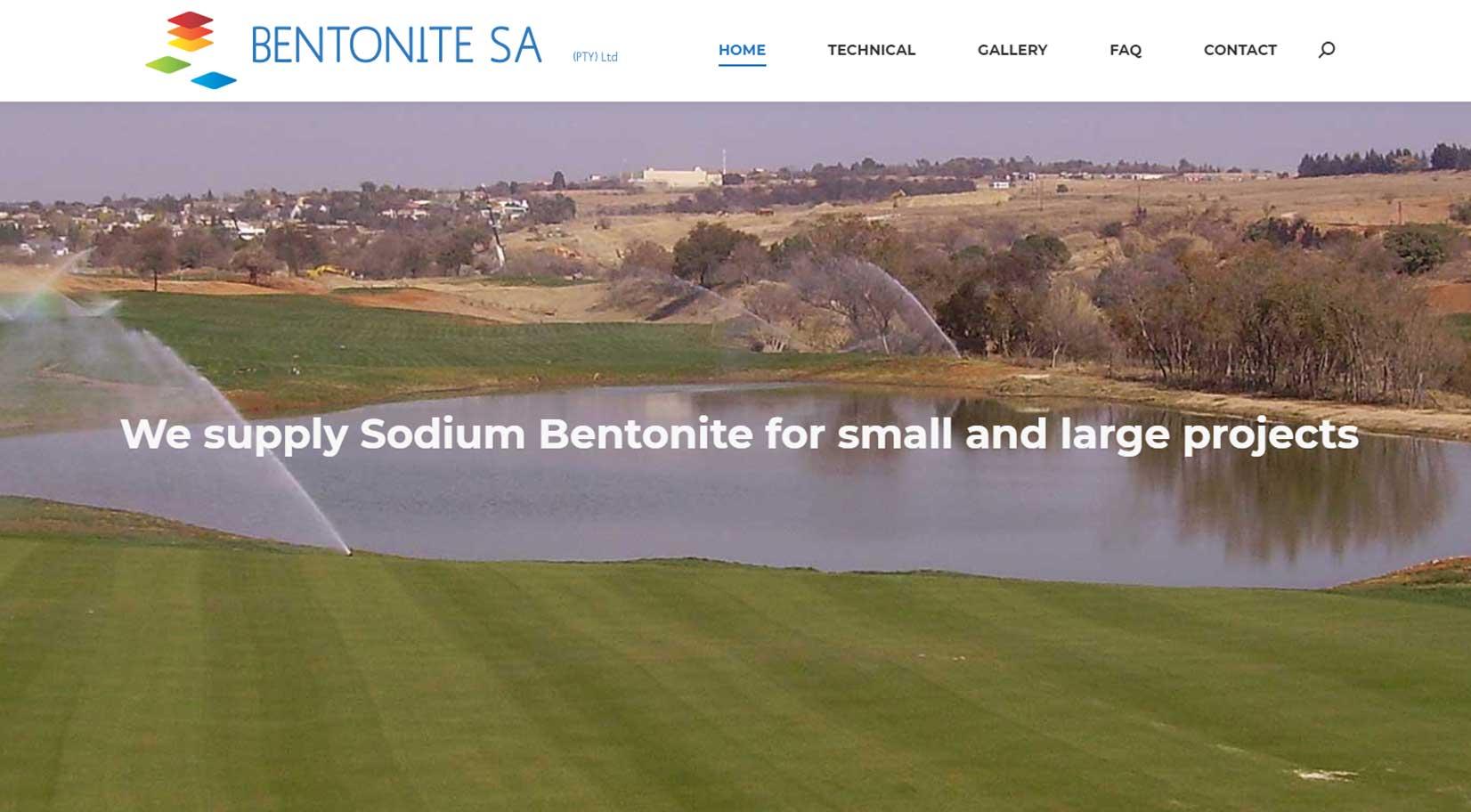 Bentonite SA